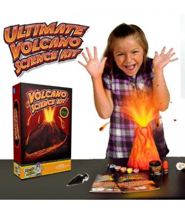 Discover with Dr. Cool Dr. Cool Ultimate Volcano Kit