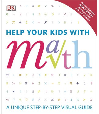 DK Help Your Kids with Math, Second Edition