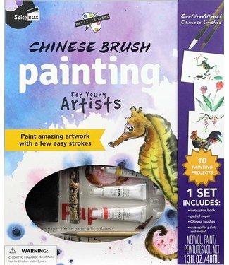 SpiceBox CHINESE BRUSH PAINTING (Petit Picasso)