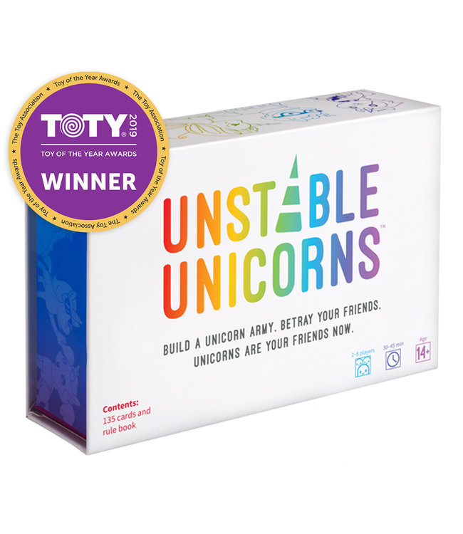 Tee Turtle Unstable Unicorns