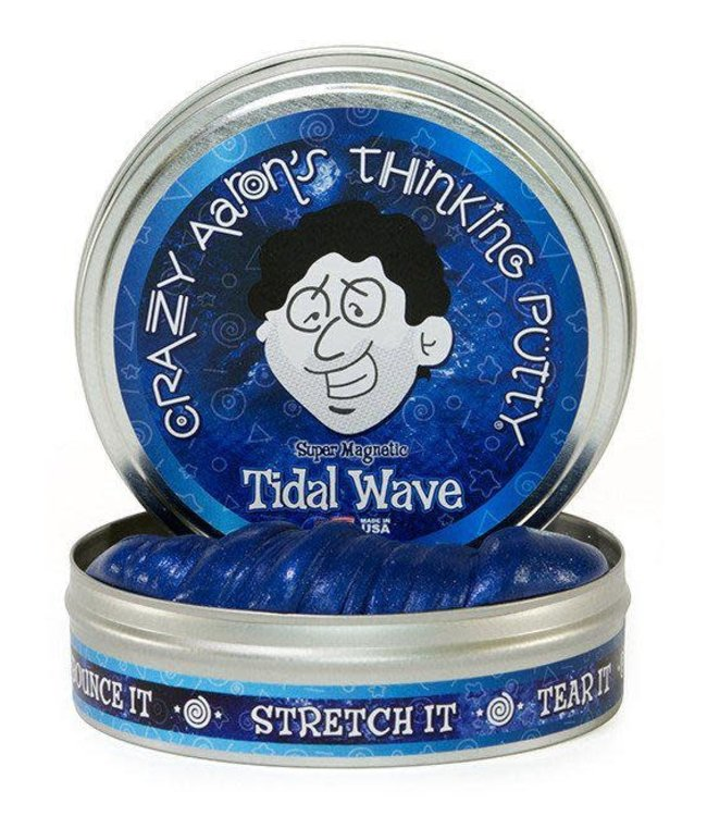 "Crazy Aaron Thinking Putty - 4"" Tidal Wave"