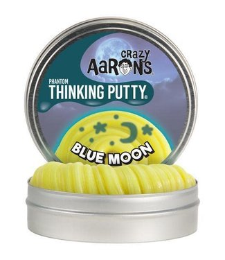 "Crazy Aaron Thinking Putty - 4"" Blue Moon"