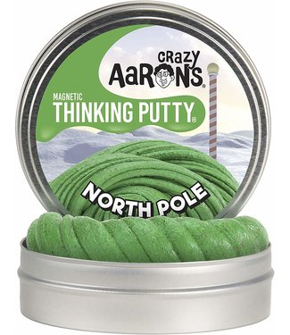 "Crazy Aaron Thinking Putty - 4"" North Pole"