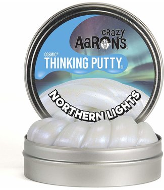 "Crazy Aaron Thinking Putty - 4"" Northern Lights"
