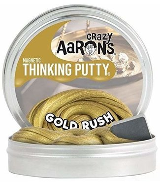"Crazy Aaron Thinking Putty - 4"" Gold Rush"