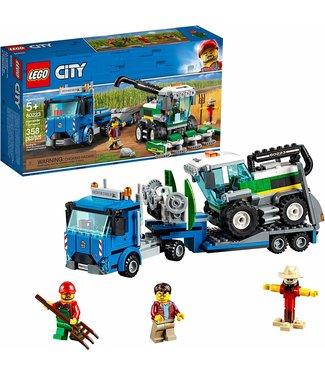 LEGO Harvester Transport - 60223