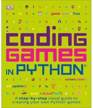 DK Coding Games in Python