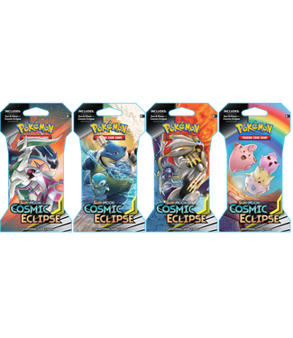 ACD Games Pokemon: Sun &Moon: Cosmic Eclipse Booster pack