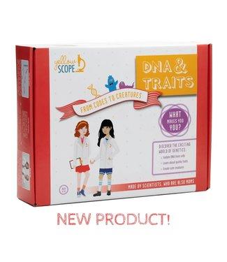 Yellow Scope DNA & Traits Kit
