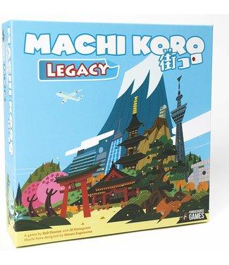 IDW Games Machi Koro Legacy