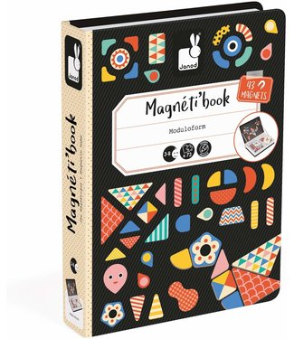 Janod Moduloform Magneti'Books