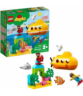 LEGO DUPLO Submarine Adventure - 10910