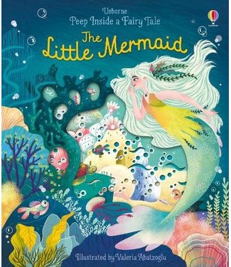Usborne Peek Inside a Fairy Tale: The little mermaid
