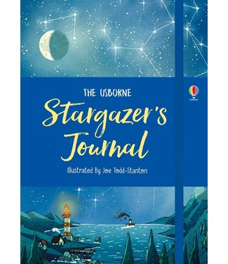 Usborne Activity Journals - Stargazer's Journal