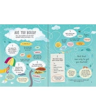 Usborne Activity Journals - Never Get Bored Outdoors Book