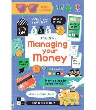 Usborne Managing Your Money
