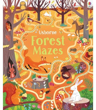 Usborne Forest Mazes