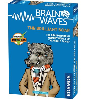 Kosmos Games Brain Waves: The Brilliant Boar