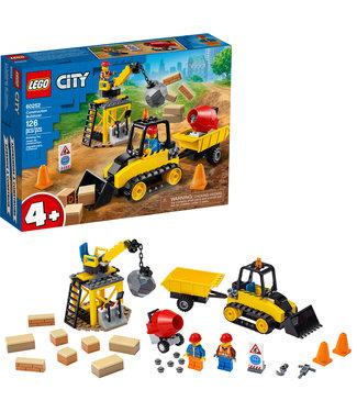LEGO LEGO City Great Vehicles Construction Bulldozer - 60252 - T