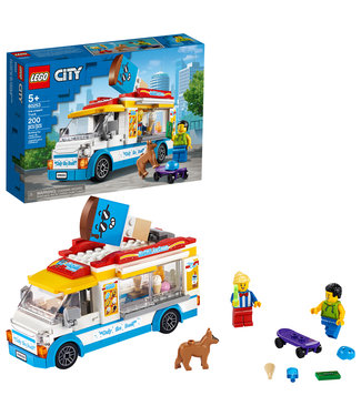 LEGO LEGO City Great Vehicles Ice-Cream Truck - 60252 - T