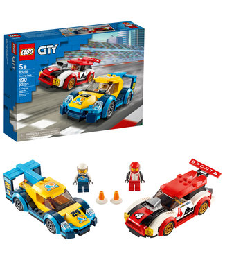 LEGO LEGO City Turbo Wheels Racing Cars - 60256 - T