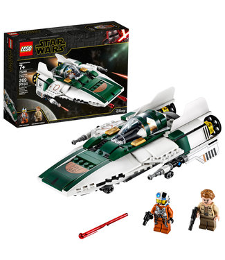 LEGO LEGO Star Wars Resistance A-Wing Starfighter - 75248 - T