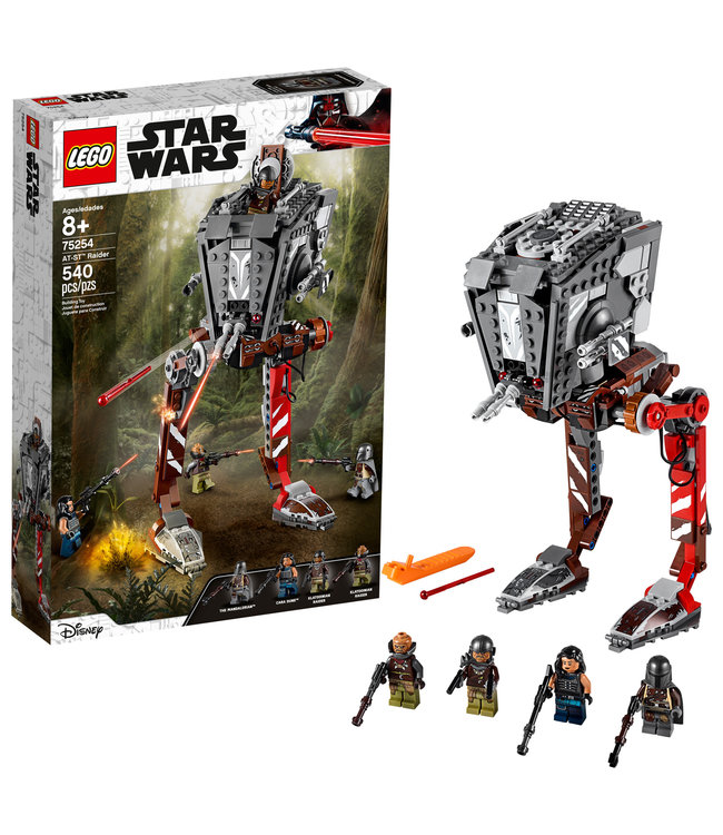 LEGO LEGO Star Wars AT-ST Raider - 75254 - T
