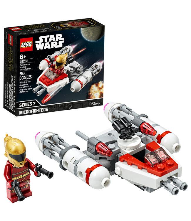 LEGO LEGO Star Wars Resistance Y-Wing - 75263 - T