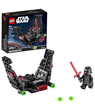 LEGO LEGO Star Wars Kylo Ren's Shuttle Microfighter - 75264 - T