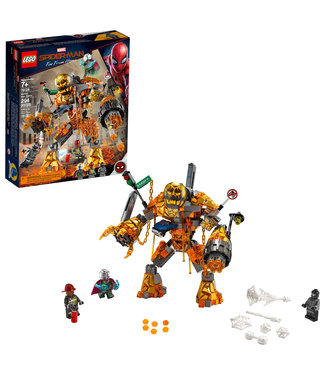 LEGO LEGO Spider-Man 2 Homecoming Molten Man Battle - 76128 - T