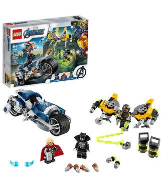 LEGO LEGO Super Heroes Avengers Speeder Bike Attack - 76142 - T