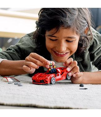 LEGO LEGO Speed Champions Ferrari F8 Tributo - 76895 - T