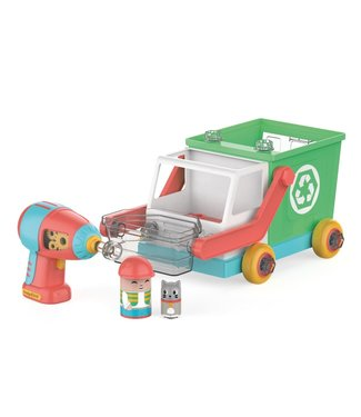 Educational Insights Design & Drill Bolt Buddies - Pick-It-Up Truck