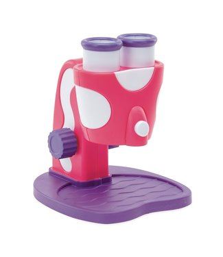 Learning Resources Geosafari Jr. My first Microscope Pink