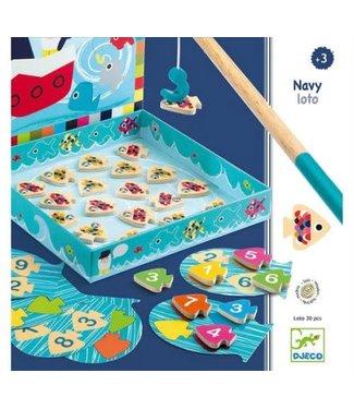 Djeco Navy-Loto