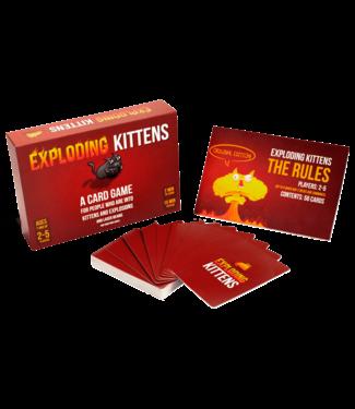 Czech Games Edition Exploding Kittens - Original Edition