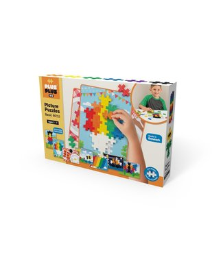 Plus-Plus BIG Picture Puzzles - Basic