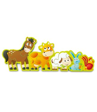 Hape Numbers & Farm Animals
