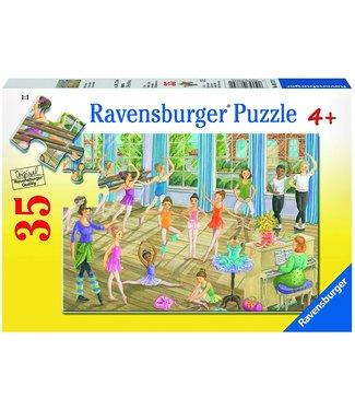 Ravensburger Ballet Lesson