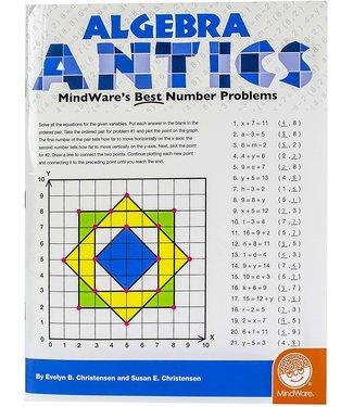 Mindware Math Mosaics: Algebra Antics