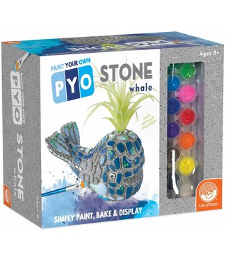 Mindware Paint Your Own Stone Whale
