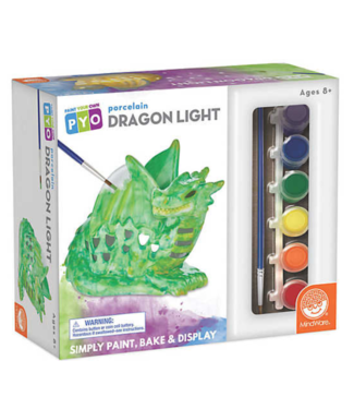 Mindware Paint Your Own Dragon Light