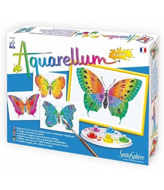 Sentosphere USA Aquarellum Junior- Butterflies