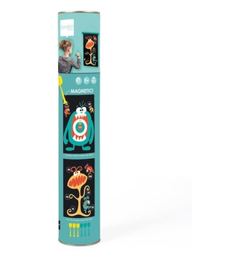 Scratch USA Magnetic Darts Monsters - Large