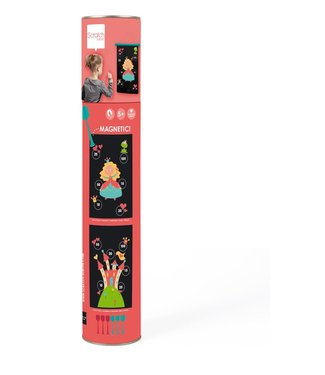 Scratch USA Magnetic Darts Princess - Large