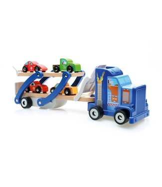 Scratch USA Car Transporter Contiloop