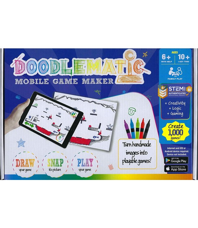 Doodlematic Doodlematic Starter Kit
