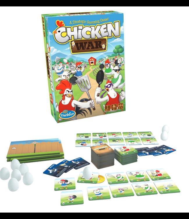Thinkfun Chicken War