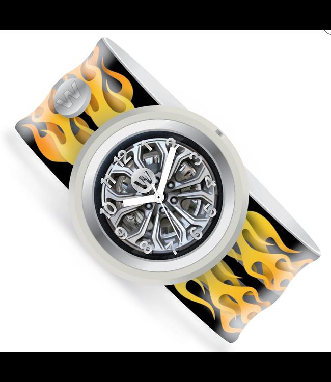 Watchitude Tire Fire -  Slap Watch