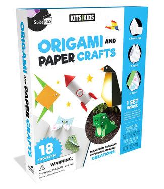 SpiceBox Origami & Paper Crafts